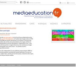 Decryptimages - mediaeducation.fr