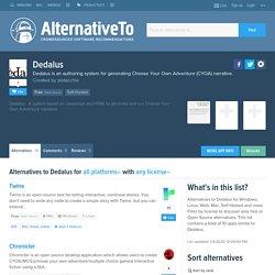 Dedalus Alternatives and Similar Games