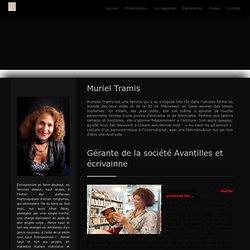 Muriel Tramis Créatrice Jeux Vidéo