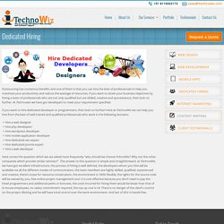 Hire A Dedicated Web Designer in Australia