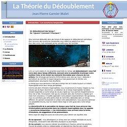 La Théorie du Dédoublement - Introduction - Les ouvertures temporelles