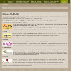 Tax Deductible Online Donation to NGO India