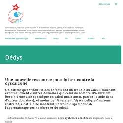 CogniTICE: Dédys