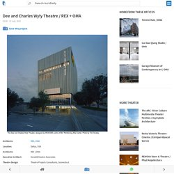 Dee and Charles Wyly Theatre / REX + OMA