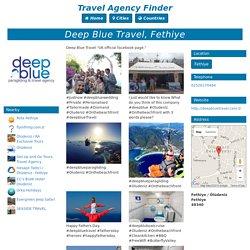 Deep Blue Travel, Fethiye