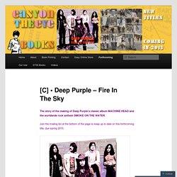 Deep Purple – Fire In The Sky