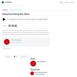 Marlin Fishing Key West