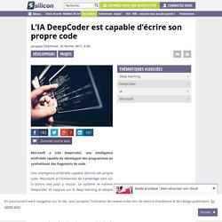 L'IA DeepCoder est capable d'écrire son propre code