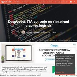 DeepCoder, l'IA qui code en s'inspirant d'autres logiciels - Tech