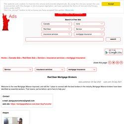 Red Deer Mortgage Brokers - 2744867