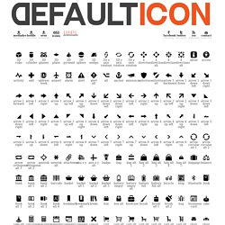 DEFAULT iCON ::: Free Elegant Icons