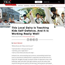 How Self-Defence Classes Are Helping Kids In Delhi To Combat Fears