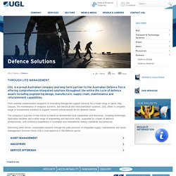 Defence Solutions