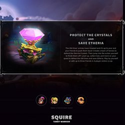 Official Dungeon Defenders Homepage | Trendy Entertainment