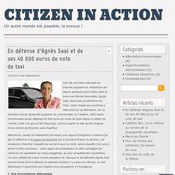 En défense d'Agnès Saal et de ses 40 000 euros de note de taxi