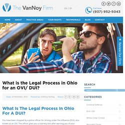 Dayton DUI Lawyer