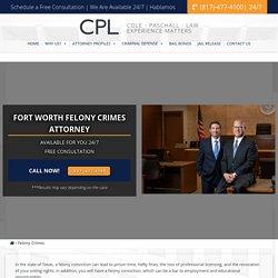 Defense Lawyers Tarrant County