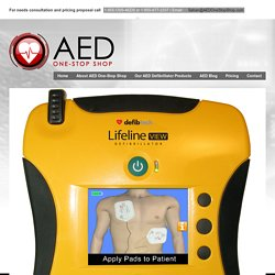 AED Vendors & AED Suppliers - AED One-Stop Shop