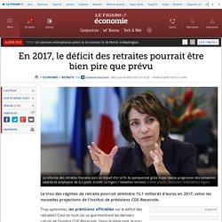 En 2017, le déficit des retraites pourrait être bien pire que prévu