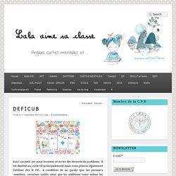DEFICUB – Lala aime sa classe