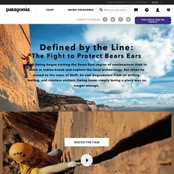 Defined by the Line: The Fight to Protect Bears Ears