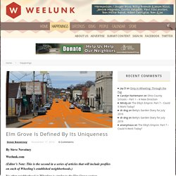 Elm Grove Is Defined By Its Uniqueness - Weelunk