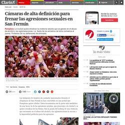 Cámaras de alta definición para frenar las agresiones sexuales en San Fermín