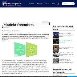 Modelo freemium - Qué es, definición y concepto