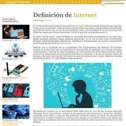 ¿Qué es Internet? - Su Definición, Concepto y Significado