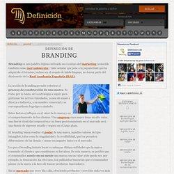 Definición de branding