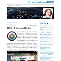 MOOC : définir son public cible