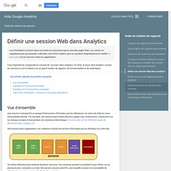 Mode de calcul des visites dans Google Analytics - Centre d'aide Google Analytics