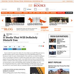 11 Books That Will Definitely Disturb You | Nick Cutter