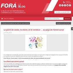 Définition de l'omni-canal - Blog de Fora Formation