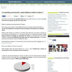 Analyse : Définition et méthode pour un reporting commercial sous excel