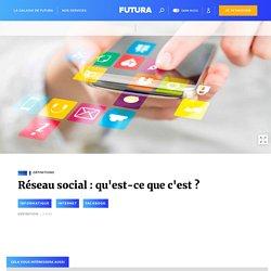 Réseau social - Réseaux sociaux - réseau communautaire