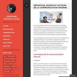 Définition, enjeux et actions de la communication interne