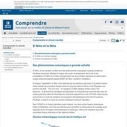 Phénomène El Niño : définition, conséquences sur le climat, la Niña - Météo-France