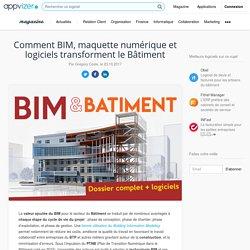 BIM Bâtiment, maquette numérique 2d, 3d ▷ Définition, logiciels pour construire