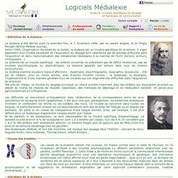 Logiciels Médialexie - D finition de la dyslexie