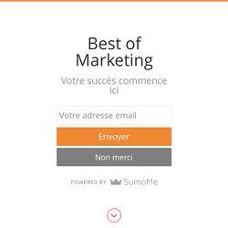 Définition du Marketing : fonction reliant entreprise et désir client