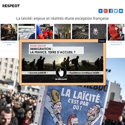Définition de la laïcité La laïcité: enjeux et réalités d'une exception française