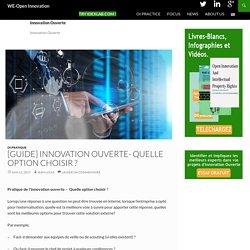 Définition et exemples d'Innovation Ouverte