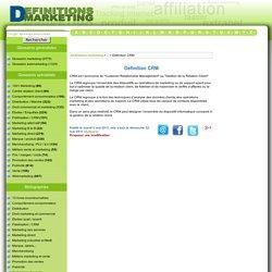 Définition CRM : Le glossaire du marketing
