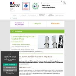 Définition, sources d'émission et impacts