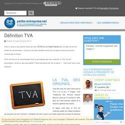 Définition TVA