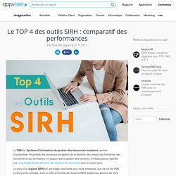 Les meilleurs logiciels et outils SIRH : Définitions, avantages et comparatifs