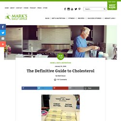 The Definitive Guide to Cholesterol