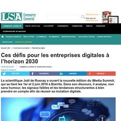 Ces défis pour les entreprises digitales à...