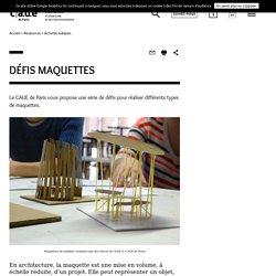 """défis-maquettes : """"construire la tour la plus haute"""" ou """"ma maison rêvée !"""""""